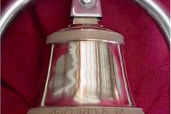Yacht Bell Centinels IV w tang mounted