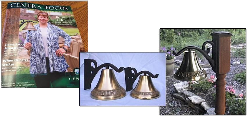 HB Garden and Patio Bells