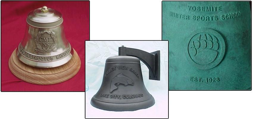 Hisey Bells Logo Bells