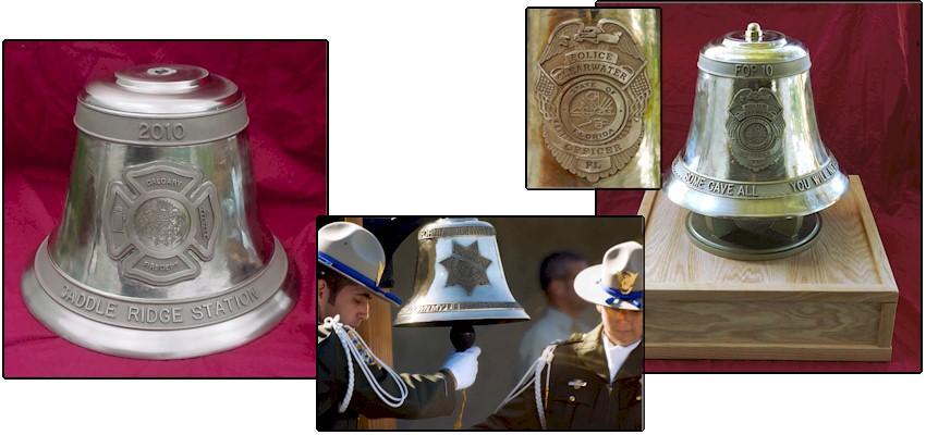 HB Police Fire Emergency Responder Bells