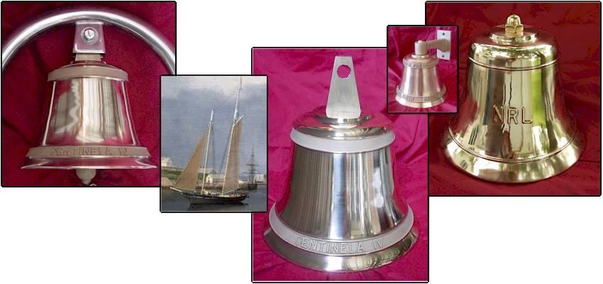 HB Ship Bell